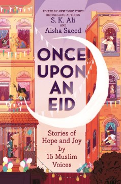 Once Upon an Eid BookCover
